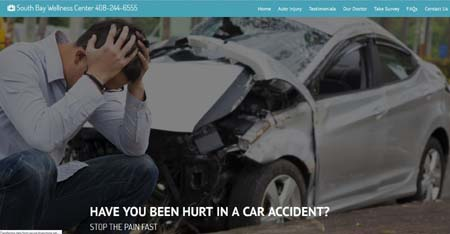 auto injury marketing