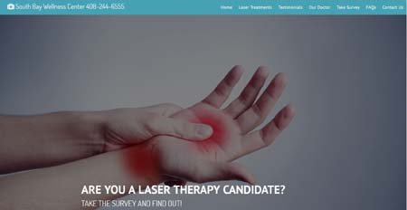 laser therapy marketing