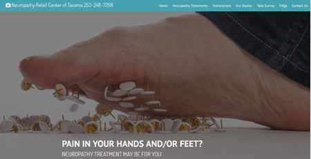 neuropathy chiropractic Marketing