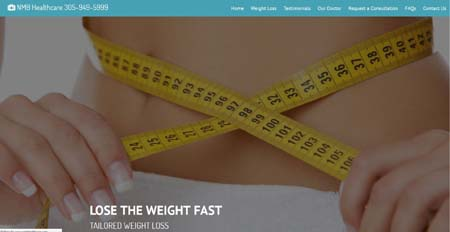 weight loss marketing